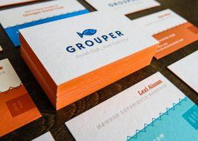 grouper-business-card